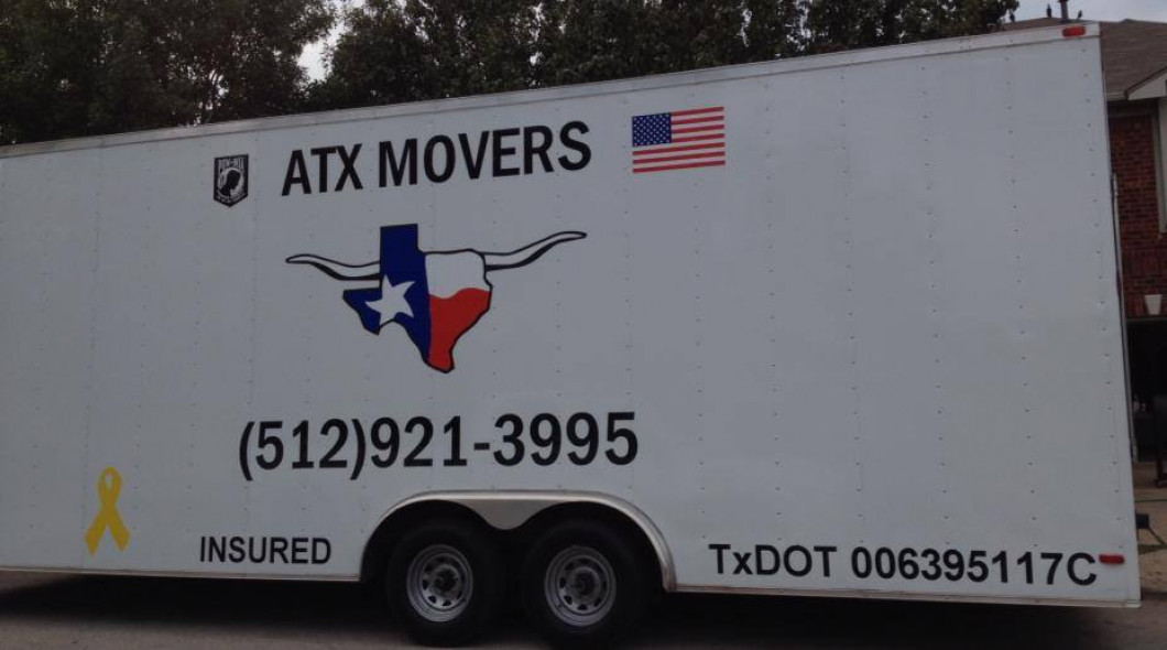 ATX Movers Provides the Following Services
